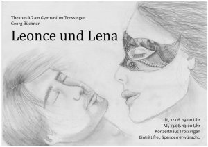 Theater-AG Leonce und Lena